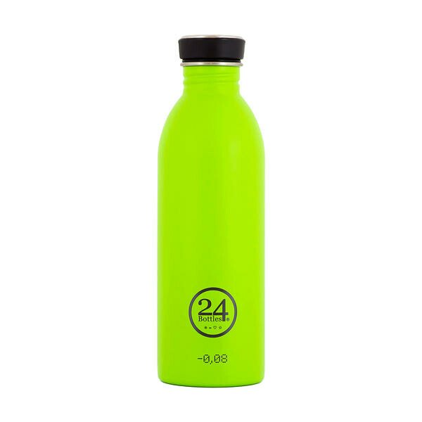 24bottles Trinkflasche 0,5 l Urban Bottle grasgrün