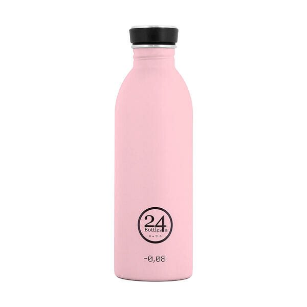 24bottles Trinkflasche 0,5 l Urban Bottle candy pink