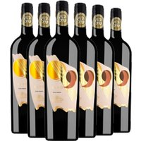 6er Paket Montemajor Revò Lazio Petit Verdot 2018 – Weinpakete, Italien, trocken, 4.5000 l