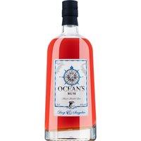 Ocean's Deep & Singular Finest Blended Rum 7 Jahre   – Rum, Spanien, trocken, 0,7l