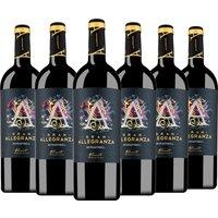 6er Aktion Hammeken Gran Allegranza Monastrell Alicante Do 2019 -…, Spanien, trocken, 4.5000 l