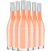 6er Aktion Hammeken Cellars Mirada Rosé Organic 2020 – Wein, Spanien, trocken, 4.5000 l