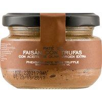 La Chinata Paté de Faisán con Trufas 120g   – Pasteten & Wurstwaren, Spanien, 0.1200 kg