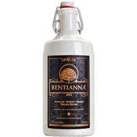 Bentianna Enzian Honig Kräuter   – Likör, Slowakei, lieblich, 0,7l