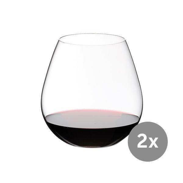 Riedel Rotweinglas 2er-Set O Wine Tumbler