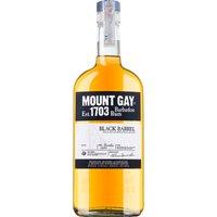 Mount Gay Black Barrel Barbados Rum   - Rum