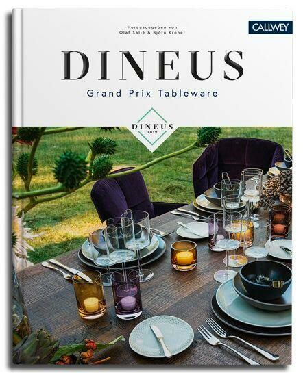 Callwey Verlag Buch: Dineus 2019 Grand Prix Tableware