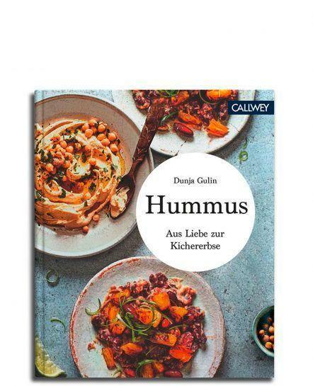 Callwey Verlag Buch: Hummus Aus Liebe zur Kichererbse