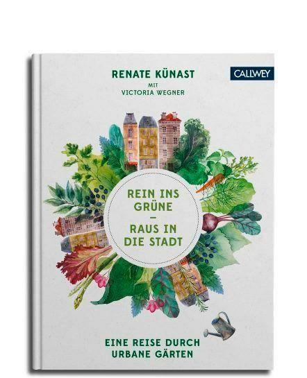 Callwey Verlag Buch: Rein ins Grüne Raus in die Stadt