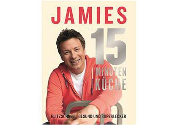 DK Verlag Buch: 15 Minuten Küche Jamie Oliver