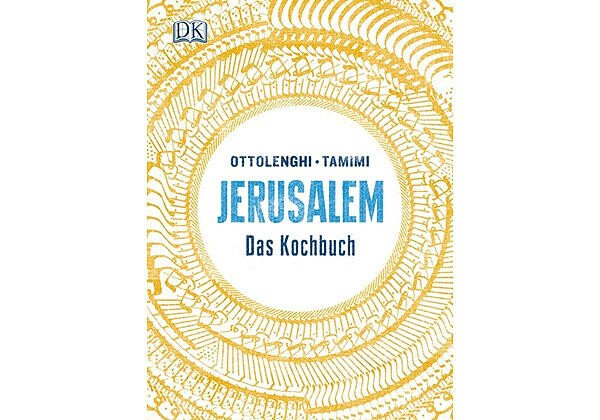 DK Verlag Buch: Jerusalem Yotam Ottolenghi