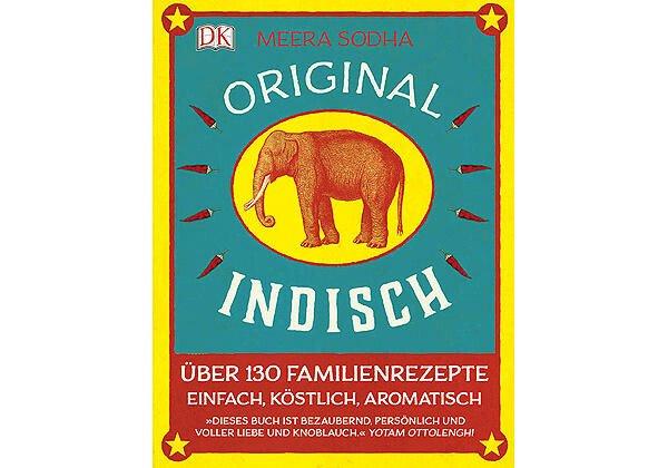 DK Verlag Buch: Original Indisch über 130 Familienrezepte