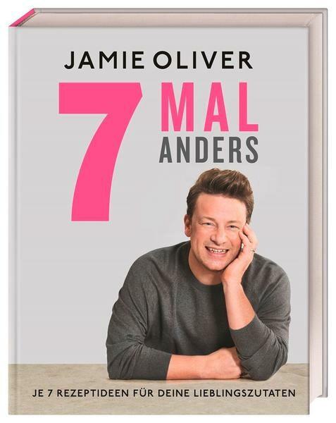 DK Verlag Buch: 7 Mal anders Jamie Oliver