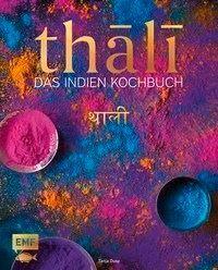 EMF Verlag Buch: Thali Das Indien Kochbuch
