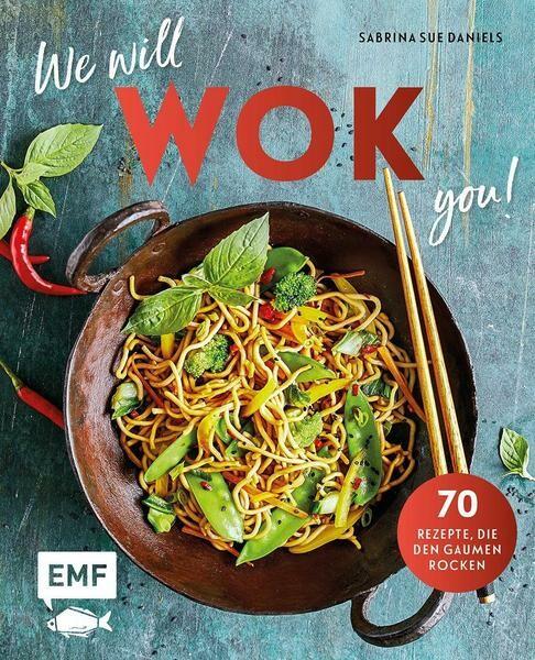 EMF Verlag Buch: We will Wok you!