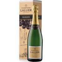 Champagne Lallier Extra Dosage in Gp   – Schaumwein, Frankreich, demi sec, 0,75l