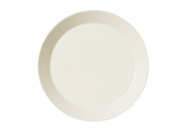 iittala Teller flach 26 cm Teema weiß
