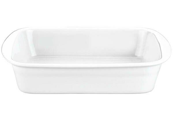 Pillivuyt Lasagneform 34×25 cm weiß