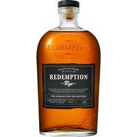 Redemption Straight Rye Whiskey   - Whisky - Redemption Whiskey