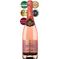 Bouvet Ladubay Crémant de Loire Excellence Rosé Brut   – Schaumwein, Frankreich, brut, 0,75l