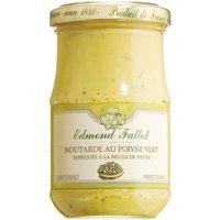 Edmond Fallot Moutarde au poivre vert – Dijon-Senf mit grünem Pf…, Frankreich, 0.2100 kg
