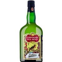 Compagnie des Indes Latino Rum 5 Jahre   – Rum, Guatemala, trocken, 0,7l