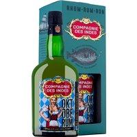 Compagnie des Indes Oktoberum 5 Jahre in Gp   – Rum, Jamaika, trocken, 0,7l