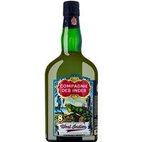 Compagnie des Indes West Indies Rum 8 Jahre   – Rum, Guyana, trocken, 0,7l