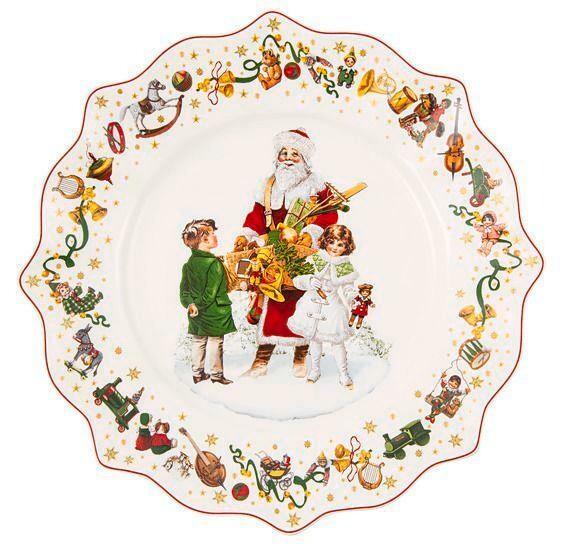 Villeroy & Boch Teller 24cm 2021 Annual Christmas Edition