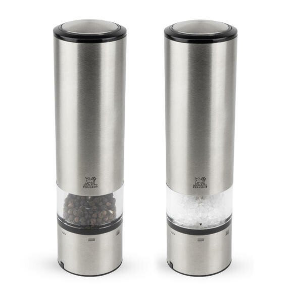 Peugeot Pfeffer-und Salzmühle 20 cm elektrisch Elis-Sense u'Select Duo