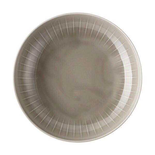 Arzberg Teller tief 23 cm Joyn Grau