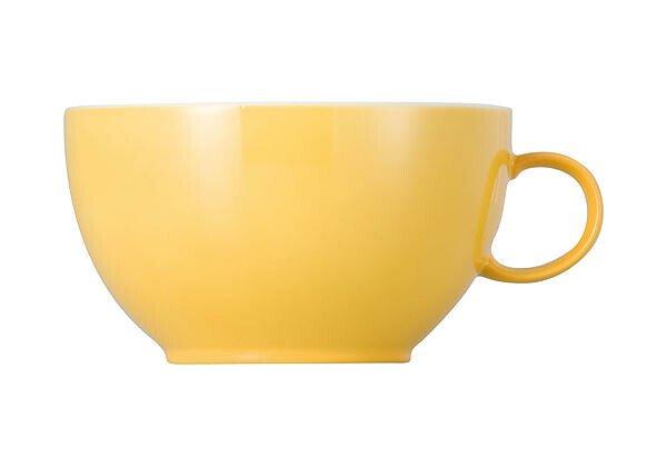 Thomas Cappuccinotasse 380 ml rund Sunny Day Yellow yellow