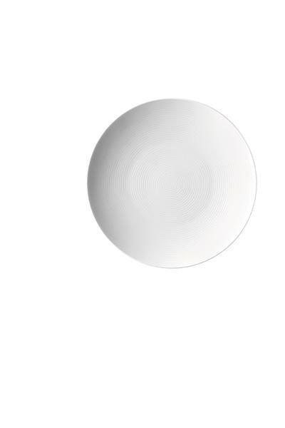 Thomas Brotteller 18 cm Loft Weiß