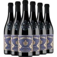 6er Aktion Doppio Passo Primitivo 2020 – Weinpakete – Carlo Botter, Italien, trocken, 0,75l