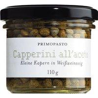 Primopasto Capperini all'aceto – Kleine Kapern in Weißweinessig …, Italien, 70g