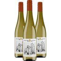 3er Aktion Karl Schaefer Weissburgunder 2020 – Weinpakete, Deutschland, trocken, 2.2500 l