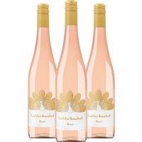 Aktionspaket 3x Rosé Goldschnabel 2020 – Weinpakete, Deutschland, trocken, 2.2500 l