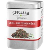 Spicebar Grill- und Steakgewürz, bio 90g   – Gewürze, Deutschland, 90g