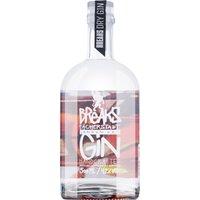 Breaks Dry Gin Limited Edition 4 Elemente Feuer   – Gin, Deutschland, trocken, 0,5l