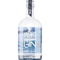 Breaks Dry Gin Limited Edition 4 Elemente Wasser   – Gin, Deutschland, trocken, 0,5l