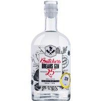 Butchers Breaks 25 Gin   – Gin – Breaks Spirituosen, Deutschland, trocken, 0,5l