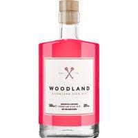 Woodland Sauerland Premium Pink Gin   – Gin – Sauerland Distillers, Deutschland, trocken, 0,5l