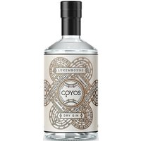 Opyos Luxembourg Dry Gin    – Gin – Opyos Beverages, Luxemburg, trocken, 0,7l