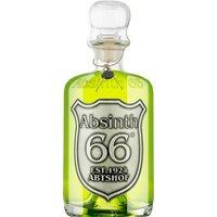 Abtshof Absinth 66 Classic   – Likör, Deutschland, trocken, 0,5l