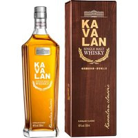 Kavalan Single Malt  in Gp   – Whisky – Kavalan Distillery, Taiwan, trocken, 0,5l