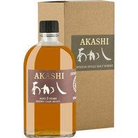 White Oak Distillery Akashi Japanese Single Malt Whisky  in G…, Japan, trocken, 0,5l