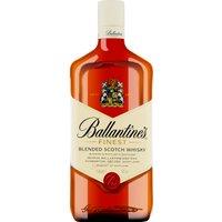 Ballantine's Finest Blended Scotch Whisky    – Whisky, Schottland, trocken, 0,7l
