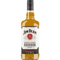 Jim Beam Kentucky Straight Bourbon Whiskey    – Whisky, USA, trocken, 1l