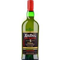 Ardbeg Wee Beastie 5 Yo Islay Single Malt Whisky   – Whisky, Schottland, trocken, 0,7l