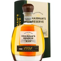 St. Lucia Distillers Chairman's Reserve Rum  0